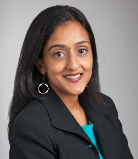 Vanita Gupta, deputy legal director of the American Civil Liberties Union and director of the ACLU's National Campaign to End Overincarceration.