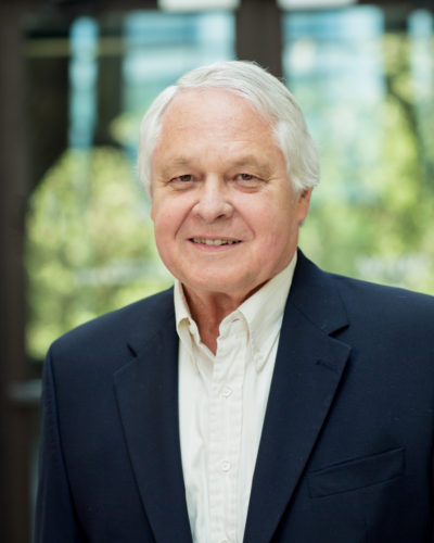 Prof. David Anderson, Class of 1972