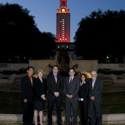 UT Law Bankruptcy Moot Court Team