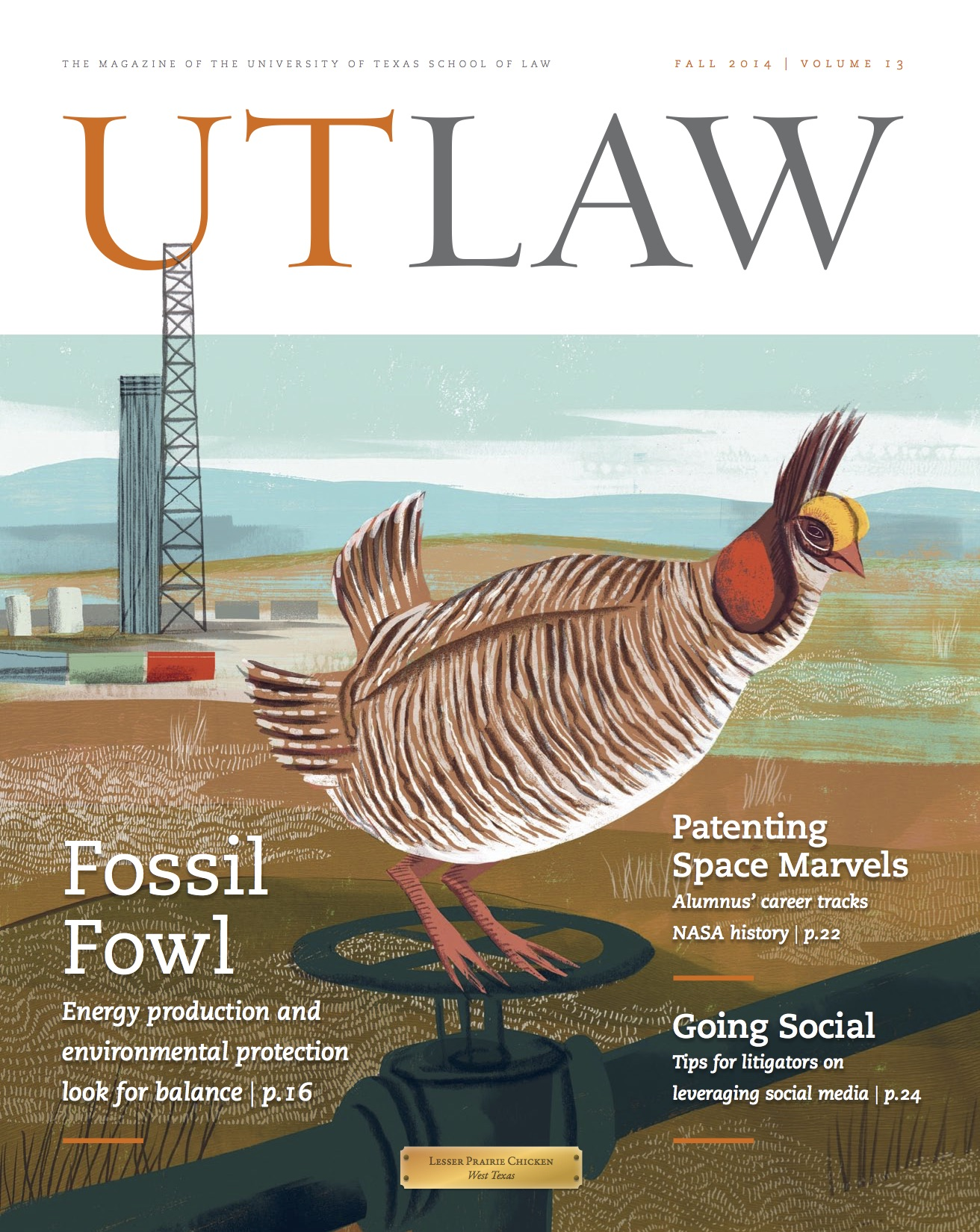 Texas Law Magazine