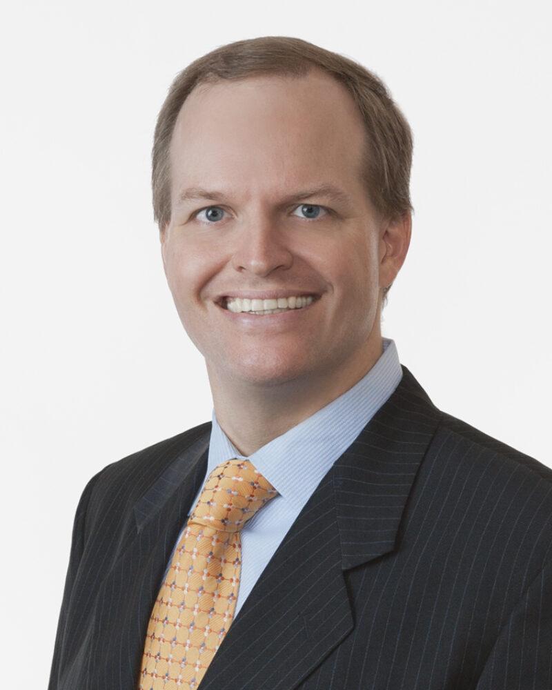 Portrait of Geoff Gannaway