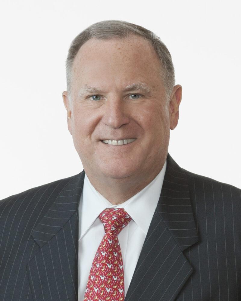 Portrait of Joe W. Redden, Jr.