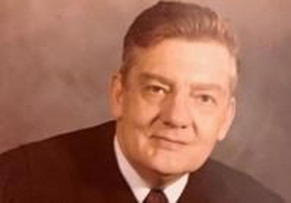 Carl O. Bue, J.D. '54,