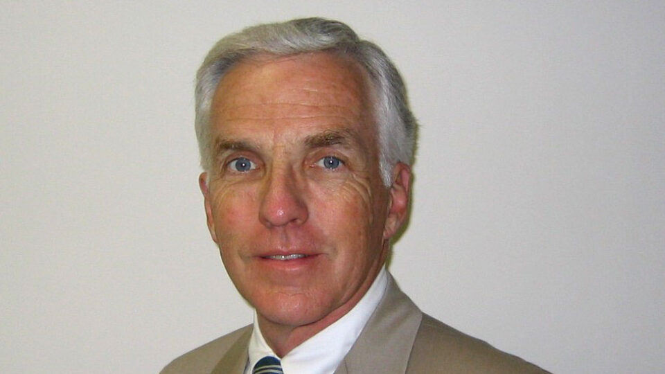 Headshot of William F. Connell '69