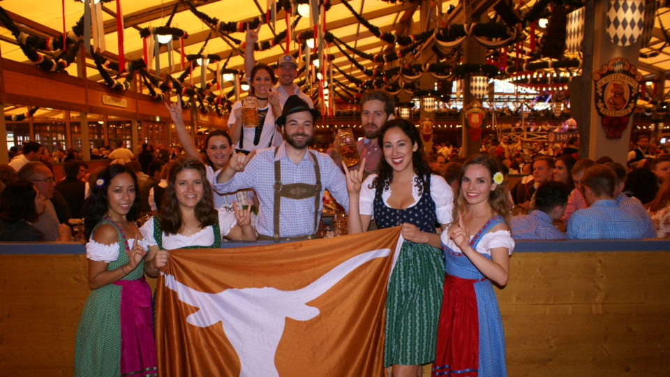 Longhorns Abroad