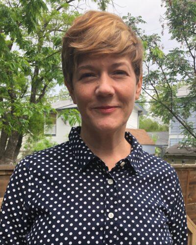 Portrait of Melinda Heidenreich